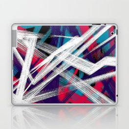 Light Beams Laptop & iPad Skin