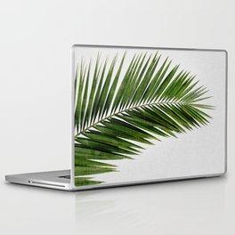 Palm Leaf I Laptop & iPad Skin