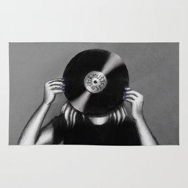 Music is My Air Rug