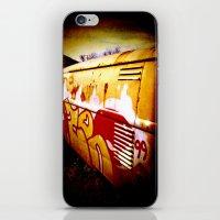 volkswagen iPhone & iPod Skins featuring Volkswagen 99 by Justin Alan Casey