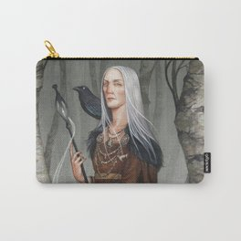 Volva ~ A Compendium of Witches Carry-All Pouch