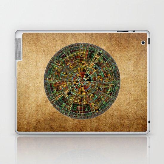 Ancient Calendar Laptop & iPad Skin