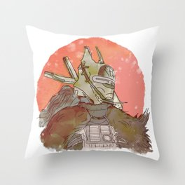 Enfys Nest Throw Pillow
