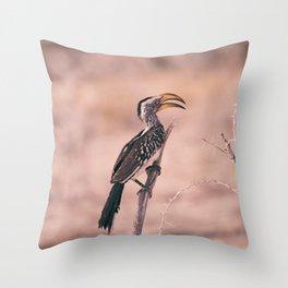 Etosha National Park, Namibia Throw Pillow