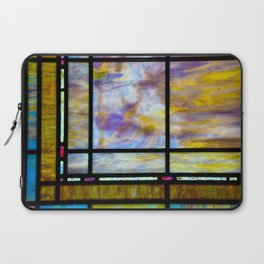 All The Colors Held Together Laptop Sleeve
