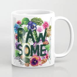 Rawsome - Plant Power Coffee Mug