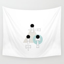 Kendama / passion obsession 1.1 Wall Tapestry