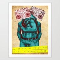 radio Art Prints featuring Radio by gamunev