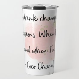 Women quote Travel Mug