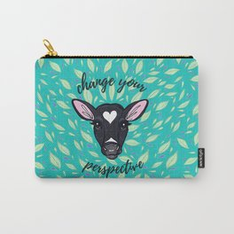 Change Your Perspective Carry-All Pouch