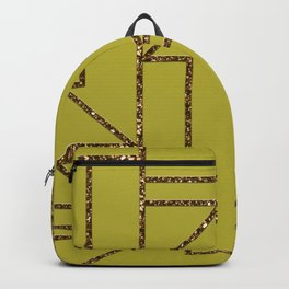 Ladders B (yellow) Backpack