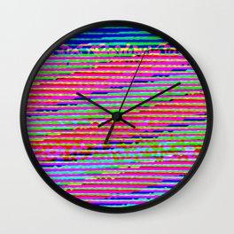 F 13 - 24 Wall Clock