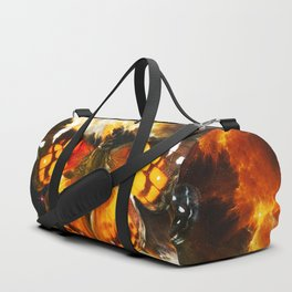 The nectar of the universe Duffle Bag