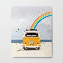 Be a sunshine Metal Print