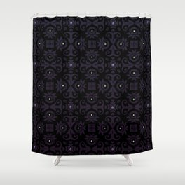 Pisces Pissed - Plum - Fall 2018 Shower Curtain