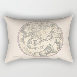 The Constellation Rectangular Pillow