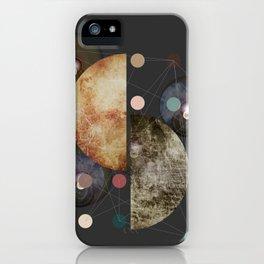 FUTURE UNIVERSE DARK iPhone Case