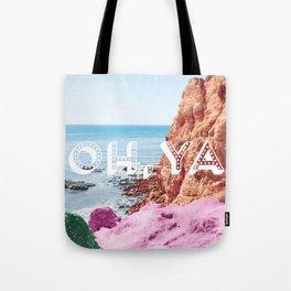 OH YA Tote Bag