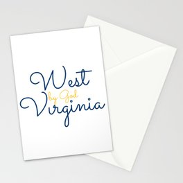 West By God Virginia Gifts Stationery Cards