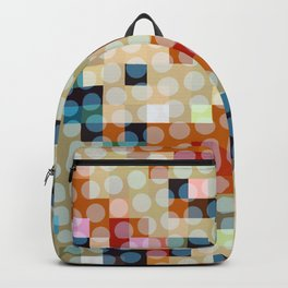 dots meet pixels Backpack