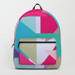Abstracts colors Nr.3 Backpack