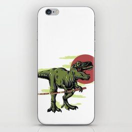 Tyrannosaurus iPhone Skin