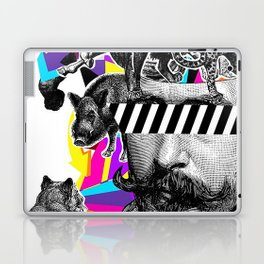 Pop Art Motifs Laptop & iPad Skin