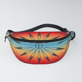 Morning Sky Fanny Pack