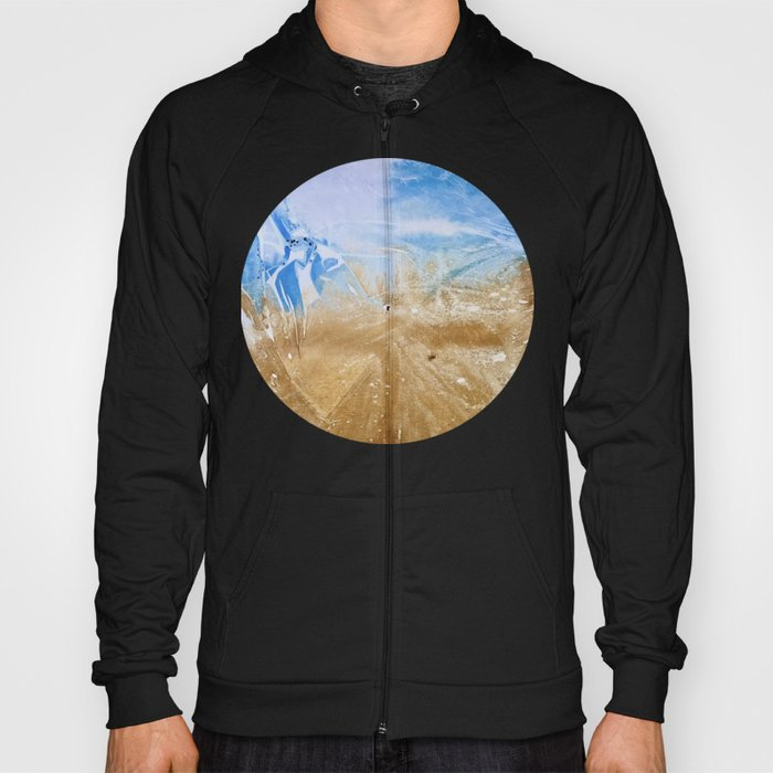 Take me to the beach, Leave me there alone Hoody