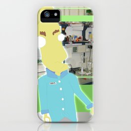 Doctor Awkward iPhone Case