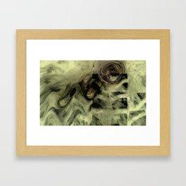 Quantum Tunnelling Framed Art Print