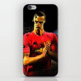 Zlatan Ibrahimovic iPhone Skin
