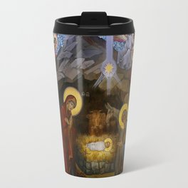 The Manger of Jesus Travel Mug
