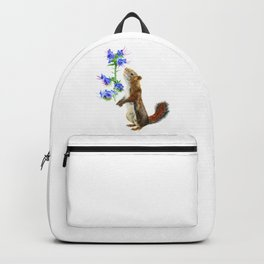 Take Time To Smell The Flowers by Teresa Thompson Backpack