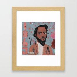 Kamehameha IV Framed Art Print