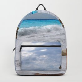 Princess on the beach Backpack