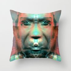 Cosby #18 Throw Pillow