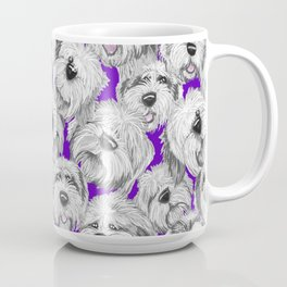 Shaggy pups Coffee Mug