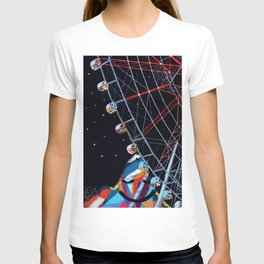 Let's Go On A Ferries Wheel! T-shirt