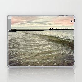 Sunset Crashing Laptop & iPad Skin