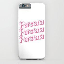 PersonaSlim Fit iPhone Case