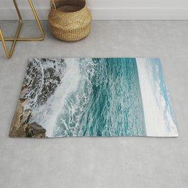 Amalfi Coast Water VI Rug