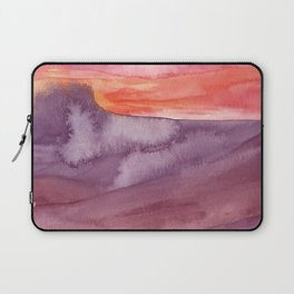 Mar de Lava Laptop Sleeve