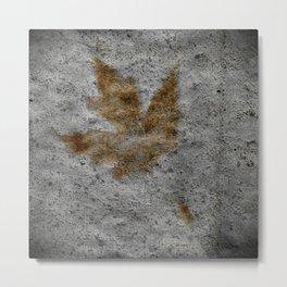 'Impression' Metal Print