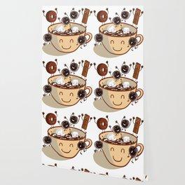 Hot chocolate! Wallpaper