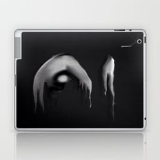 FADED Black and White  Laptop & iPad Skin