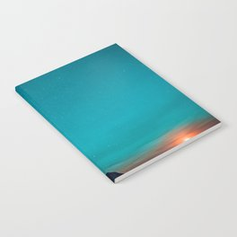 The Sunrises (Color) Notebook