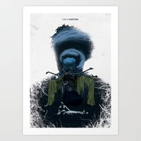 True Detective - Form And Void Art Print