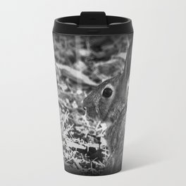 Watchful Bunny Travel Mug
