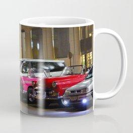 Cars in Old Havana Coffee Mug